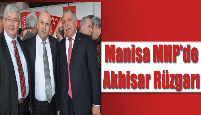Manisa MHP'de Akhisar Rüzgarı