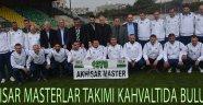 1970 Akhisar Masterler Futbol Takımı Kahvaltıda Buluştu  !
