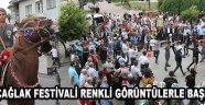 559. Çağlak Festivali Renkli Görüntülerle Başladı !