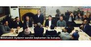 Milletvekili Aydemir sandık başkanları ile buluştu