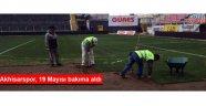 Akhisarspor, 19 Mayısı bakıma aldı