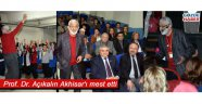 Prof. Dr. Açıkalın Akhisar'ı mest etti