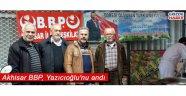 Akhisar BBP, Yazıcıoğlu'nu andı