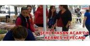 Şehit Hasan Acar'da kermes heyecanı
