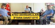 ATSO Akhisarlıları iftara davet  etti