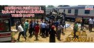 Manisa'da feci kaza 6 ölü, 16 yaralı !