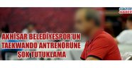 Akhisar Belediyespor'un atrenörüne şok tutuklama