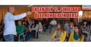 EKSEN'den 12. sınıflara özel rehberlik dersi