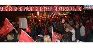 Akhisar CHP cumhuriyet bayramını böyle kutladı