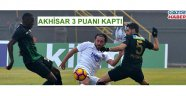 Akhisar Belediyespor 1- Kasımpaşa-0