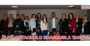 Ülkü Ortaokulu Erasmusla Tanıştı