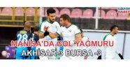 Akhisarspor- 3 Bursaspor-3