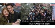 Ephesus Yayınlarının Genç Yazarları Kitap Fuarını Yıktı Geçti !