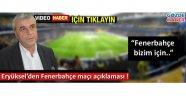 Başkan Fenerbahçe maçından  Ümitli