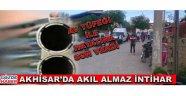 Akhisar'da Akıl Almaz İntihar AV Tüfeği İle Hayatına Son Verdi !!
