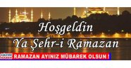 Ramazan Ayınız Mübarek Olsun !