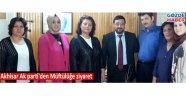 Akhisar Ak parti'den Müftülüğe ziyaret