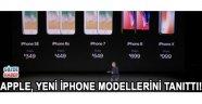 Apple, yeni iPhone modellerini tanıttı! İşte yeni modeller ve fiyatlar…