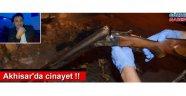 Akhisar'da yine cinayet