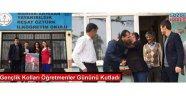 ADD Gençlik Kolları Öğretmenler Gününü Kutladı