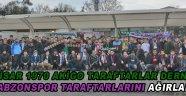 Akhisar 1970 Akigo Taraftarlar Derneği Trabzonspor taraftarlarını Ağırladı !