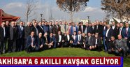Akhisar'a 6 Akıllı Kavşak Geliyor
