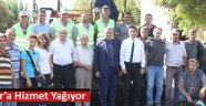 Akhisar'a Hizmet Yağıyor