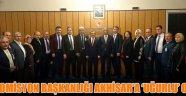 Akhisar Ak Parti'den Ankara çıkarması