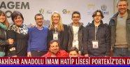 Akhisar Anadolu İmam Hatip Lisesi Portekiz'den Döndü