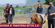 Akhisar At Panayırına Büyük İlgi !