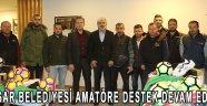 Akhisar Belediyesi amatöre destek devam ediyor!