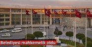 Akhisar Belediyesi mahkemelik oldu