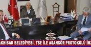 Akhisar Belediyesi, TSE İle Asansör Protokolü İmzaladı
