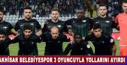 Akhisar Belediyespor 3 Oyuncuyla Yollarını Ayırdı