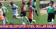 Akhisar Belediyespor Futbol Okulları Başladı !