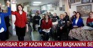 Akhisar Chp Kadın Kolları Başkanını Seçti !