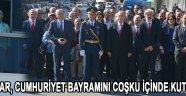 Akhisar, Cumhuriyet Bayramını Coşku İçinde Kutladı !