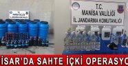 Akhisar'da Sahte İçki Operasyonu!