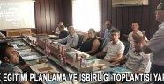 Akhisar Halk Eğitim Merkezinden Halk Eğitimi Planlama ve İşbirliği Toplantısı !