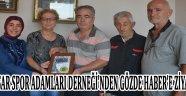 Akhisar Spor Adamları Derneği'nden Gözde Haber'e ziyaret !