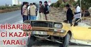 Akhisar'da Feci kaza !  2 yaralı
