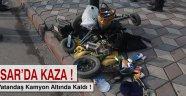 Akhisar'da Kaza
