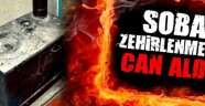 Akhisar'da Soba Zehirlenmesi 1 Cana Mâl Oldu !