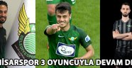 Akhisarspor 3 Oyuncuyla Devam Dedi !