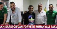 Akhisarspor'dan Forvete Romanyalı Takviye !