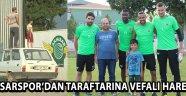 Akhisarspor'dan Taraftarına Vefalı Hareket !