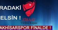 Akhisarspor Finalde !