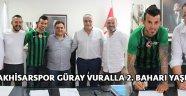Akhisarspor Güray Vuralla 2. Baharı Yaşıyor