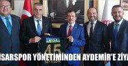 Akhisarspor yönetiminden Aydemir'e ziyaret