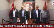 Bakırlıoğlu Demirci'nin tüm sorunlarını Meclis Gündemine taşıyacağını belirtti!
